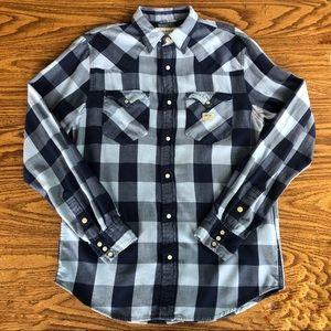 Ralph Lauren Denim & Supply Plaid Cowboy Flannel